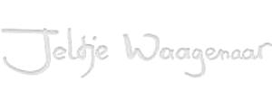 Logo Jeltje Waagenaar