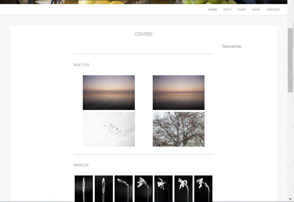Fotoarchief - nieuwe website ||