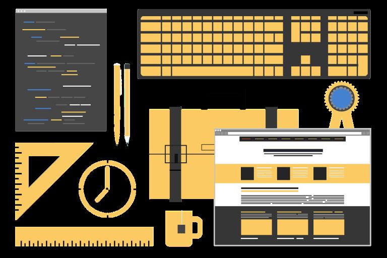 Bureau 87 webdesign